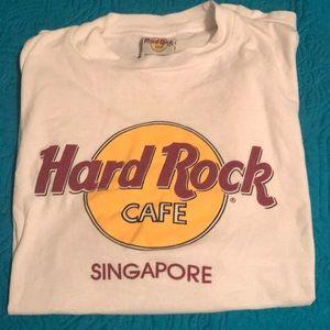 Hard Rock Cafe Singapore shirt